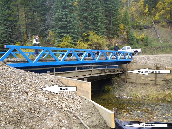 1 DeeThree bridge